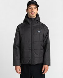 6 Wolfe Jacket Grey ALYJK00151 Element