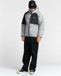 8 Wolfe Jacket Grey ALYJK00151 Element