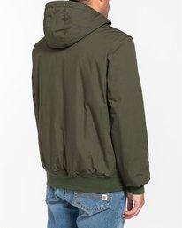 8 Dulcey Zip-Up Parka Jacket  ALYJK00153 Element
