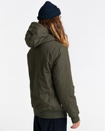 3 Dulcey Zip-Up Parka Jacket  ALYJK00153 Element