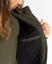 5 Dulcey Zip-Up Parka Jacket  ALYJK00153 Element