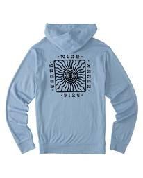 1 Ridge Art Hoodie Blue ALYKT00100 Element