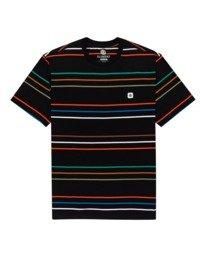 0 Hovden Stripes Short Sleeve T-Shirt  ALYKT00110 Element
