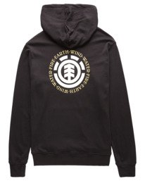 1 Seal Ridge Pullover Hooded Thermal Blue ALYKT00115 Element