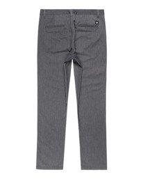 1 Howland Classic Chino Pants Grey ALYNP00105 Element