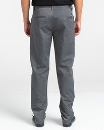 5 Howland Classic Chino Pants Grey ALYNP00105 Element