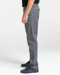 3 Howland Classic Chino Pants Grey ALYNP00105 Element