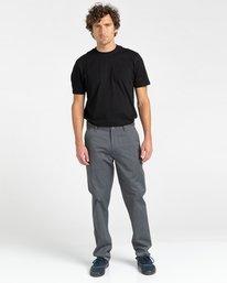 4 Howland Classic Chino Pants Grey ALYNP00105 Element
