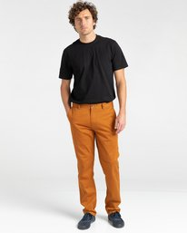 4 Howland Classic Chino Pants Brown ALYNP00105 Element