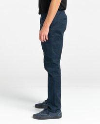 3 Howland Classic Chino Pants Blue ALYNP00105 Element