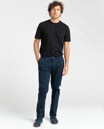 4 Howland Classic Chino Pants Blue ALYNP00105 Element