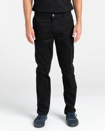 2 Howland Classic Chino Pants Blue ALYNP00105 Element