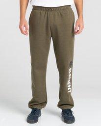 2 Cornell Track Sweatpants Beige ALYNP00107 Element