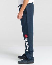 3 Cornell Track Sweatpants Blue ALYNP00107 Element