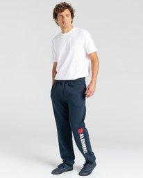 4 Cornell Track Sweatpants Blue ALYNP00107 Element