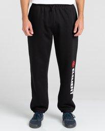 2 Cornell Track Sweatpants Blue ALYNP00107 Element