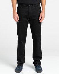 2 Sawyer Chino Pants Blue ALYNP00110 Element