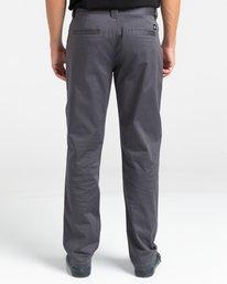 5 Sawyer Chino Pants Black ALYNP00110 Element