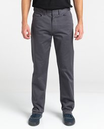 2 Sawyer Chino Pants Black ALYNP00110 Element