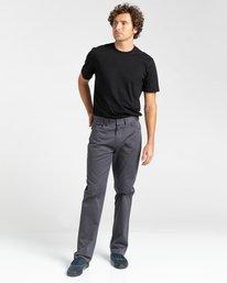 4 Sawyer Chino Pants Black ALYNP00110 Element