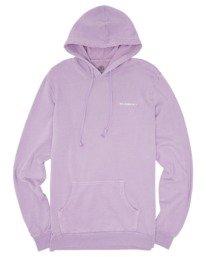 0 Longley Pigment Hoodie Purple ALYSF00100 Element