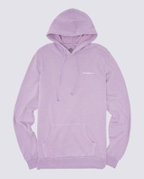 0 Longley Pigment Hoodie Purple ALYSF00100 Element