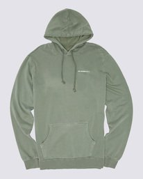 0 Longley Pigment Hoodie Green ALYSF00100 Element