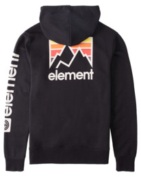 1 Joint Pullover Hoodie Blue ALYSF00120 Element