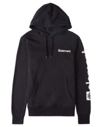 0 Joint Pullover Hoodie Blue ALYSF00120 Element