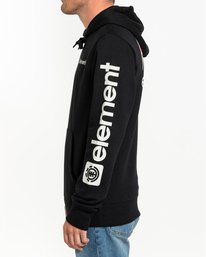 3 Joint Pullover Hoodie Blue ALYSF00120 Element