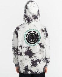 4 Seal Pullover Hoodie Grey ALYSF00143 Element