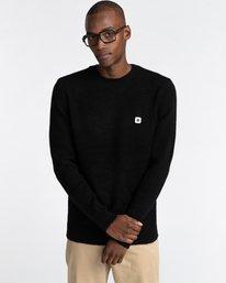 1 Danny Crew II Crewneck Sweater  ALYSW00100 Element