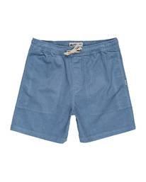 0 Manual Corduroy Short Blue ALYWS00108 Element