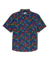 0 Glastonbury Button-Down Shirt Blue ALYWT00105 Element