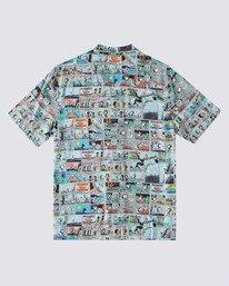 1 Peanuts x Element Marshmallow Button-Down Shirt  ALYWT00106 Element
