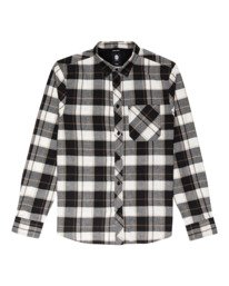 0 Lumber Long Sleeve Flannel Shirt  ALYWT00118 Element