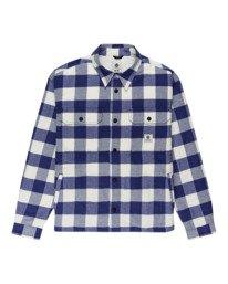 0 Mappleville Buffalo Flannel Jacket  ALYWT00119 Element