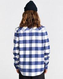 6 Tacoma Flannel Shirt Beige ALYWT00121 Element