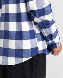 4 Tacoma Flannel Shirt Beige ALYWT00121 Element