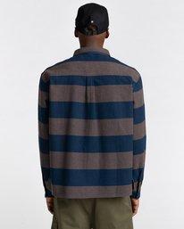 6 Wentworth Stripes Flannel Shirt  ALYWT00125 Element