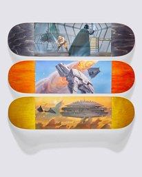 "0 Star Wars ""Empire Strikes Back"" 3 Skateboard Deck Set  ALYXD00106 Element"