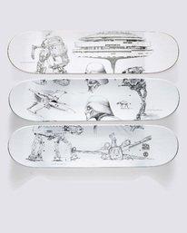 "1 Star Wars ""Empire Strikes Back"" 3 Skateboard Deck Set  ALYXD00106 Element"