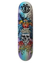 0 L'Amour Skull Skateboard Deck  ALYXD00112 Element