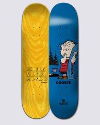 0 Peanuts Linus X Cookie Skateboard Deck  ALYXD00121 Element