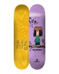 0 Peanuts Eudora X Jaakko Skateboard Deck Multicolor ALYXD00124 Element