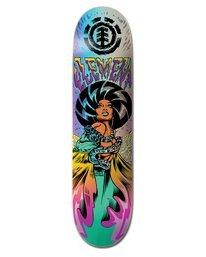 0 L'Amour Queen Skateboard Deck Multicolor ALYXD00128 Element
