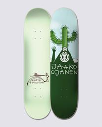 0 Earth Rev Jaakko Skateboard Deck  ALYXD00139 Element