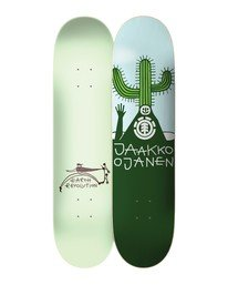 0 Earth Rev Jaakko Skateboard Deck Multicolor ALYXD00139 Element