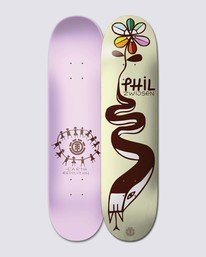 0 Earth Rev Phil Z Skateboard Deck  ALYXD00140 Element