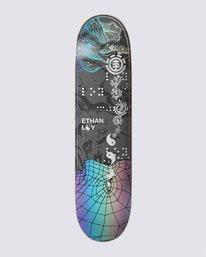 0 Low Poly Ethan Skateboard Deck Multicolor ALYXD00147 Element